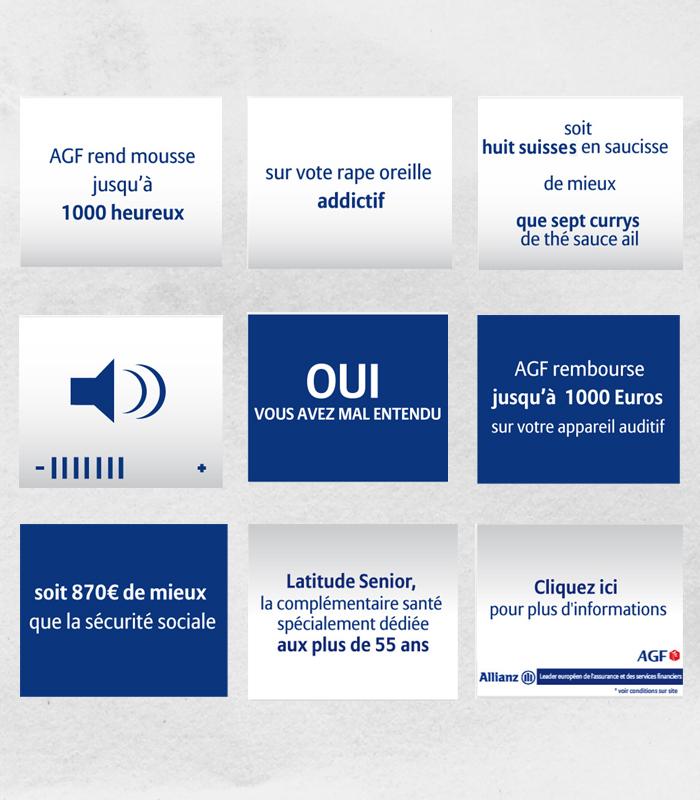 Bannières diverses 2006/2012