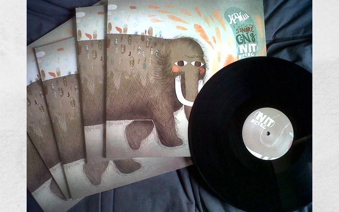 Monster Split Vinyl !